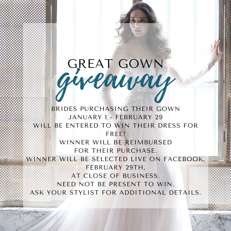 It's The Great Gown Giveaway II!. Desktop Image