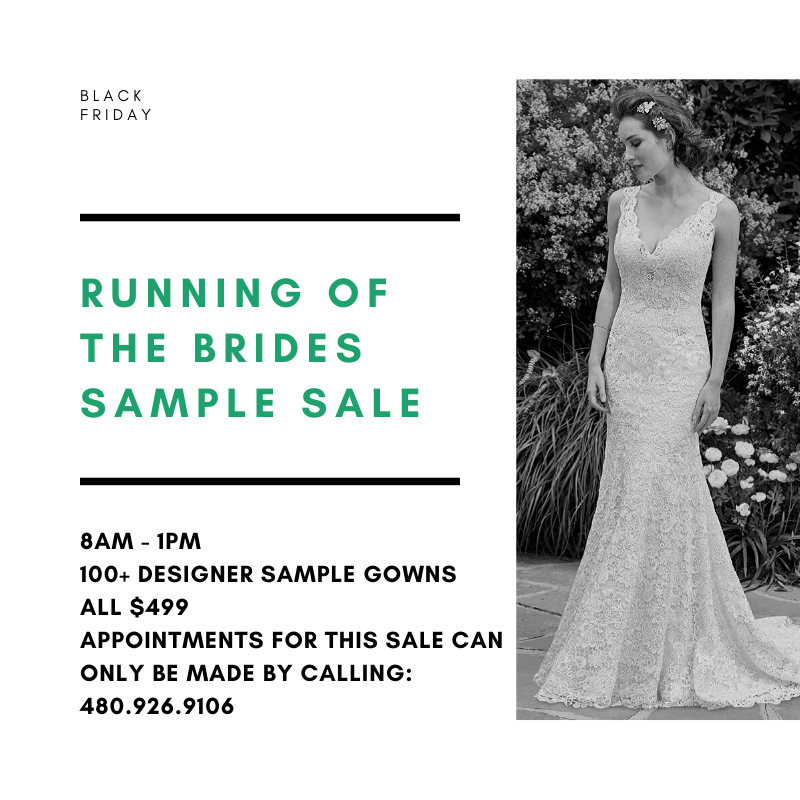 6 Valuable Tips For Our Black Friday Sample Sale. Mobile Image