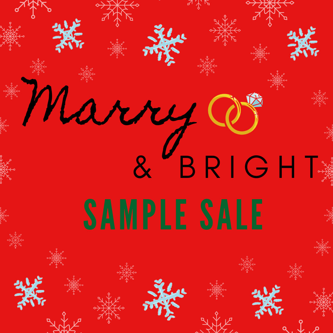 Marry and Bright Sample Sale
