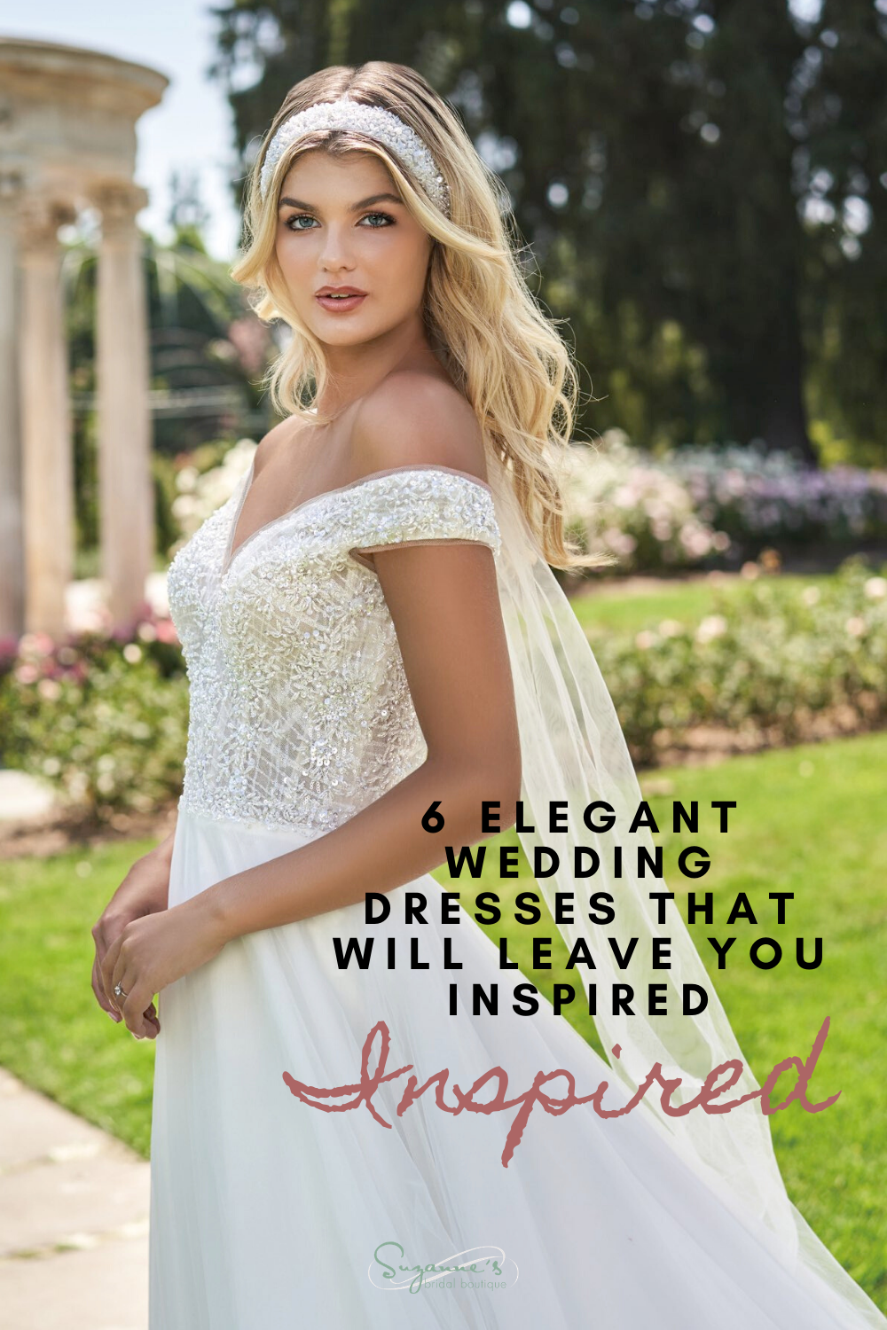 6 Elegant Wedding Dresses That Will Leave You Inspired. Desktop Image