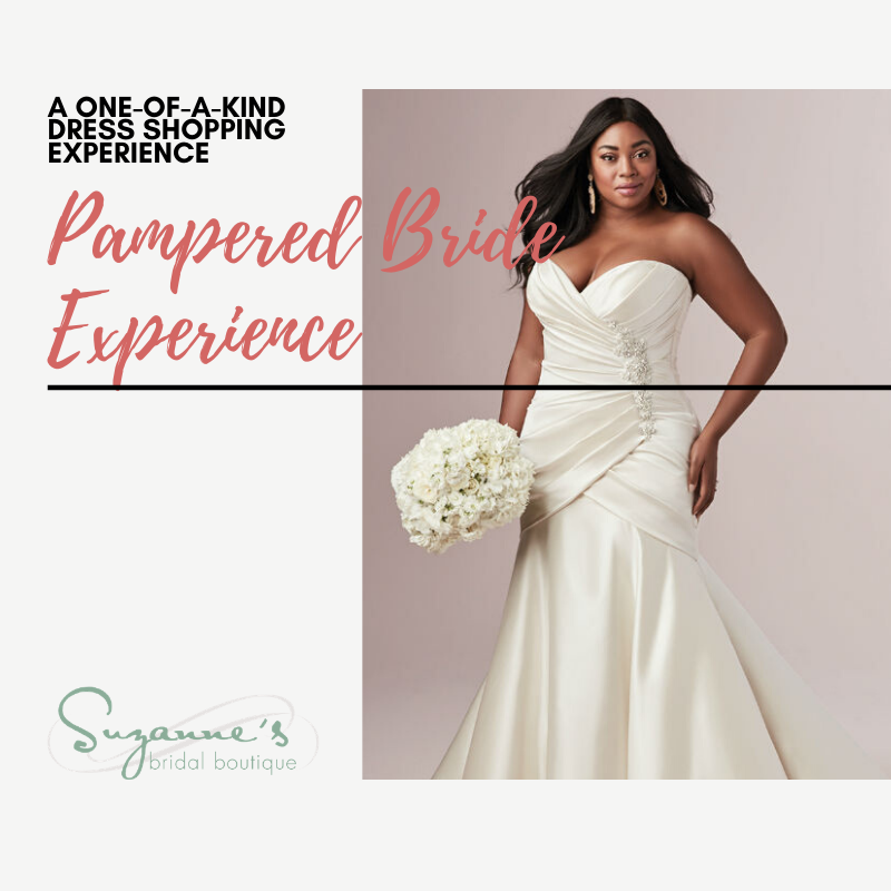 UPDATED Pampered Bride Experience!