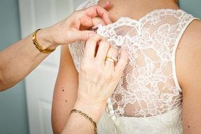 Alterations Process at Suzanne's Bridal Boutique