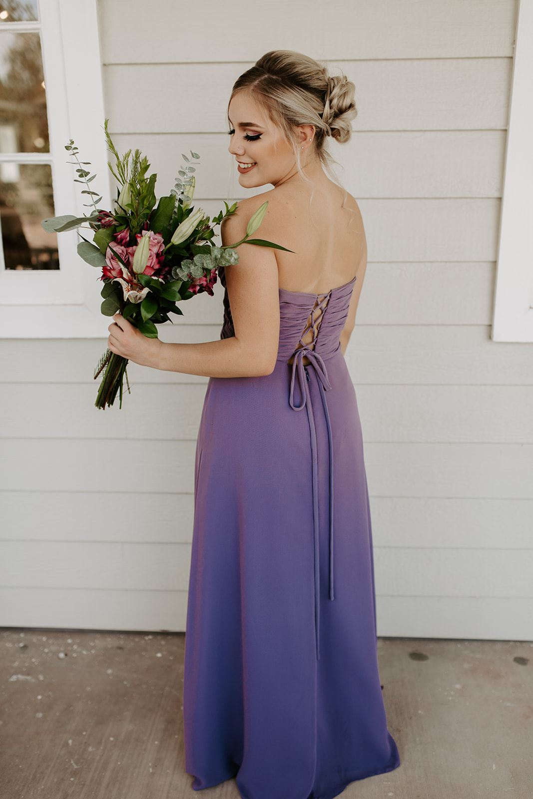 Styled Wedding Shoot with Suzanne's Bridal