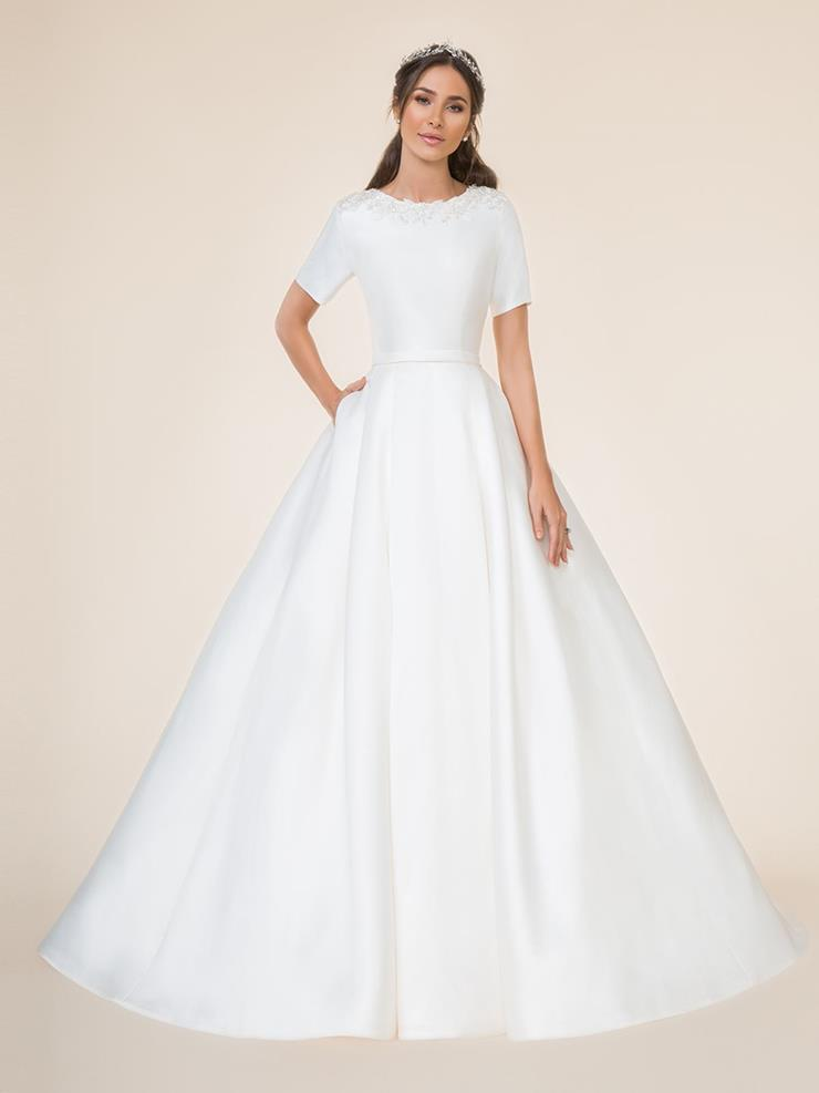 Modesty by Moonlight Bridal M5004